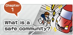 Chapter1 What is a safe community?