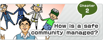 Chapter2 How is a safe community managed?